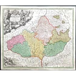 Tabula Generalis Marchionatus Moraviae