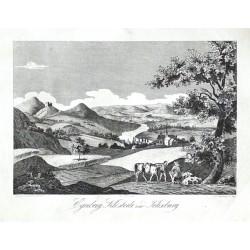 Egerberg, Klösterle und Felixburg