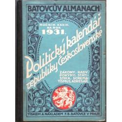 Batovcův Almanach 1931