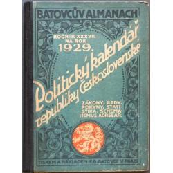 Batovcův Almanach 1929