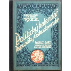 Batovcův Almanach 1922