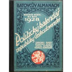 Batovcův Almanach 1928