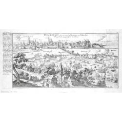 Ingolstatt so Ao.1632 von dem Könige aus Schweden Vergeblich angegriffen worden