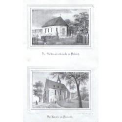 Die Gottesackerkapelle zu Pulsnitz