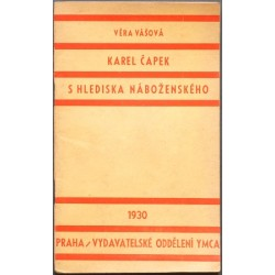 Karel Čapek s hlediska náboženského
