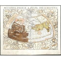Typus Orbis a Ptol. Descriptus