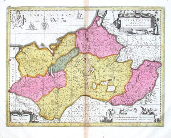Meklenburg Ducatus