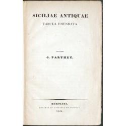 Siciliae antiquae tabula emendata