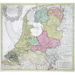 Septem Provinciae seu Belgium Foederatum quod generaliter Hollandia audit