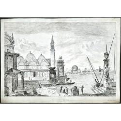 Venice - architectural capriccio