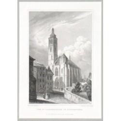 Die St. Iacobskirche in Kuttenberg