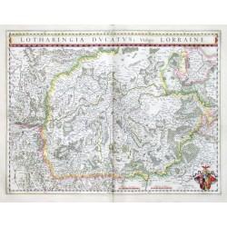 Lotharingia Ducatus - Vulgo Lorraine