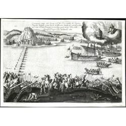 Danube. Austro-Turkish War (1663–1664)
