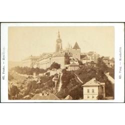 Prague. - Castle District.