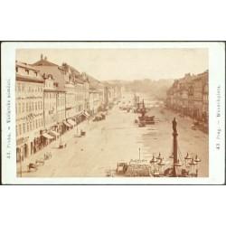 Praha - Václavské náměstí