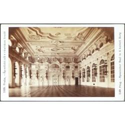 Prag. - Spanische Halle auf der Prager Burg.