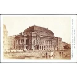 Prague. - National Theatre