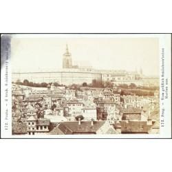Prag. - Vom gräflich Schönborn'schen Garten aus