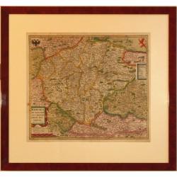 Bohemia in suas partes geographicé distincta