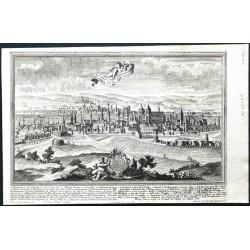Regensburg - Repraesentatio & Delineatio diversorum Prospectum celeberrimae & liberae Imperii Civitatis Ratisbonae