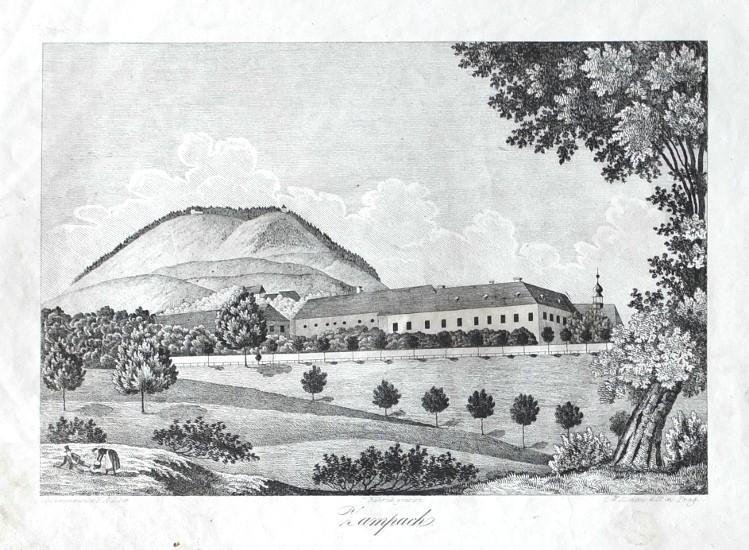 Žampach (zámek)
