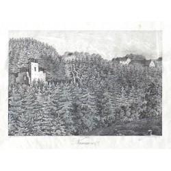 Návarov (zřícenina hradu) - Nawarow