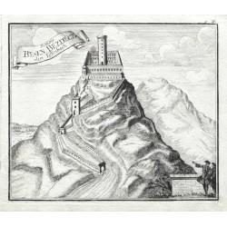 Bezděz - Schloss Besen, Bezdecz, olim Tiffenbach