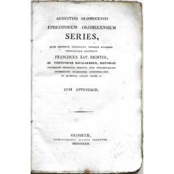 Augustini Olomucensis Episcoporum Olomucensium Series