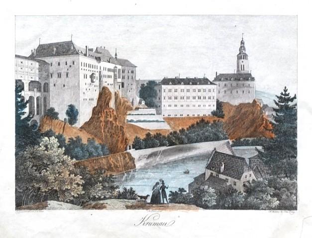 Český Krumlov - Krumau