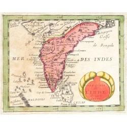 Indie - Presquisle de L'Inde