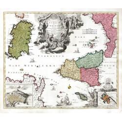 Regnorum Siciliae et Sardiniae ... Maltae