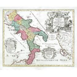 Das Königreich Napoli