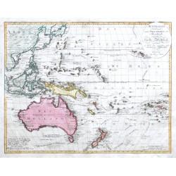 Australien auch Polynesien oder Inselwelt ... genannt