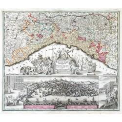 Ligurie - Reipublicae Genuensis Dominium