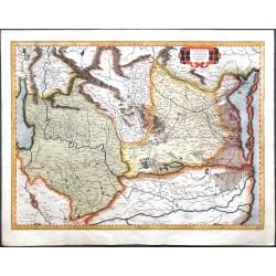 Veronae Vicentiae et Patavii Ditiones