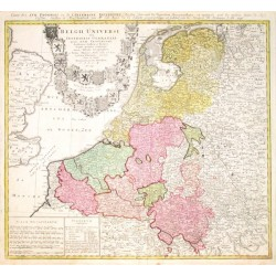 Belgii Universi seu Inferioris Germaniae