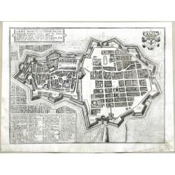 Urbis Nancei Lotharingiae Metropolis
