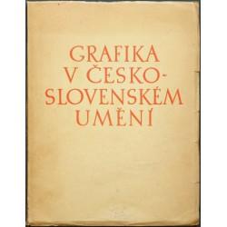 Grafika v československém umění
