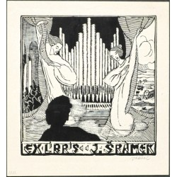Ex libris J. Šrámek
