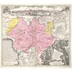 Recens et acurata designatio Episcopatus Paderbornensis