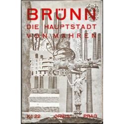 Brünn, die Hauptstadt von Mähren