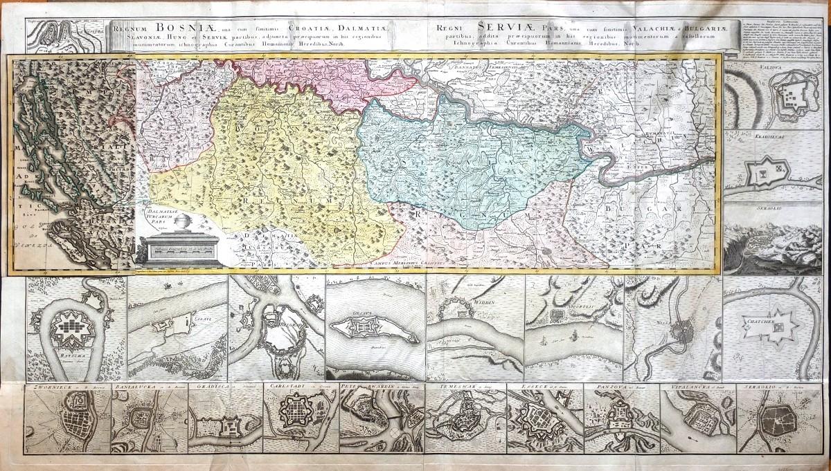 Regnum Bosniae ... Regni Serviae ...