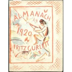 Almanach auf das Jahr 1920