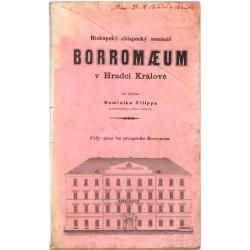 Biskupský chlapecký seminář Borromaeum v Hradci Králové