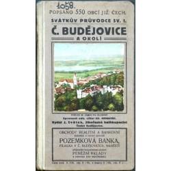 Č. Budějovice a okolí