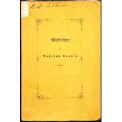 Gedichte von Rudolph Kaunitz