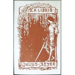 Ex libris Julius Zeyer