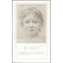 Ex libris Jaroslav Kvapil