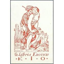 Ex Libris Eroticis K. J. O. (Karel Jaroslav Obrátil)