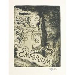Emporium. Alois Dyk. 1932